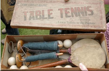 Regulile tenisului de masa