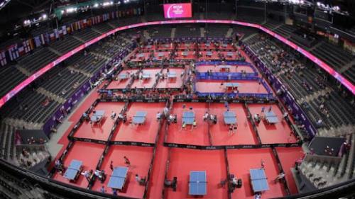 Tenis de masă - Regulament ping pong