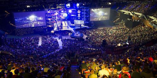Scena de gaming, recunoscută drept sport oficial de către Comitetul Olimpic! Ce este eSports și cum putem paria