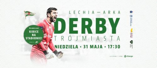 Ponturi Lechia Gdansk-Arka Gdynia fotbal 31-mai-2020 Ekstraklasa