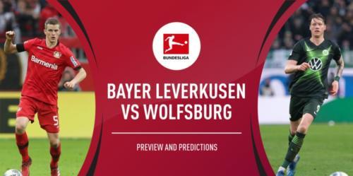 Ponturi Bayer Leverkusen vs Wolfsburg fotbal 26 mai 2020 Bundesliga