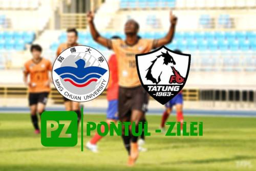 Ponturi Ming Chuan University-Taipei Tatung fotbal 17-mai-2020 Premier League
