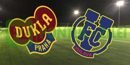 Ponturi Dukla Praga-Jihlava fotbal 25-mai-2020 Divizia 2