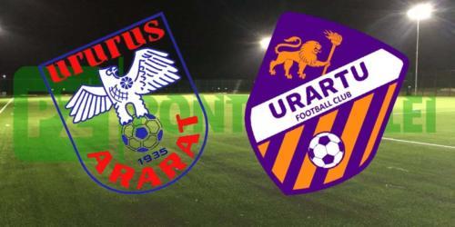 Ponturi Ararat-Urartu fotbal 25-mai-2020 Premier League