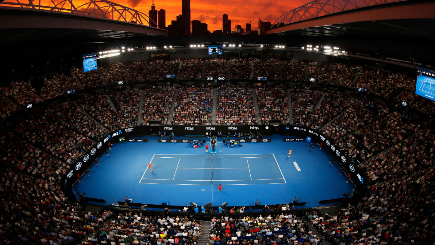 Australian Open. Clima de la Antipozi, mereu o problemă pentru jucători