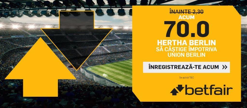 Biletul zilei fotbal ERC – Vineri 22 Mai 2020 – Cota 3.37 – Castig potential 1009 RON