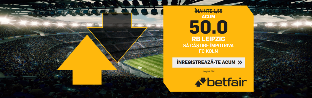 Biletul zilei fotbal ERC – Luni 01 Iunie 2020 – Cota 2.69 – Castig potential 807 RON