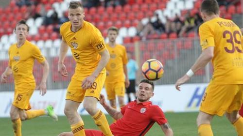 Ponturi Brno-Dukla Praga fotbal 01-iunie-2020 Division 2