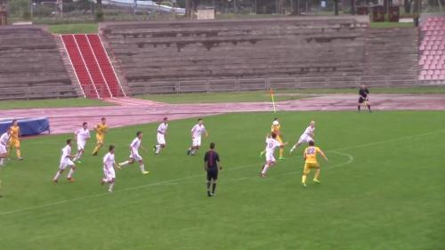 Ponturi Trinec-Chrudim fotbal 26-mai-2020 Division 2