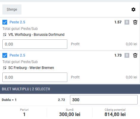 Biletul zilei fotbal ERC – Sambata 23 Mai 2020 – Cota 2.72 – Castig potential 814 RON