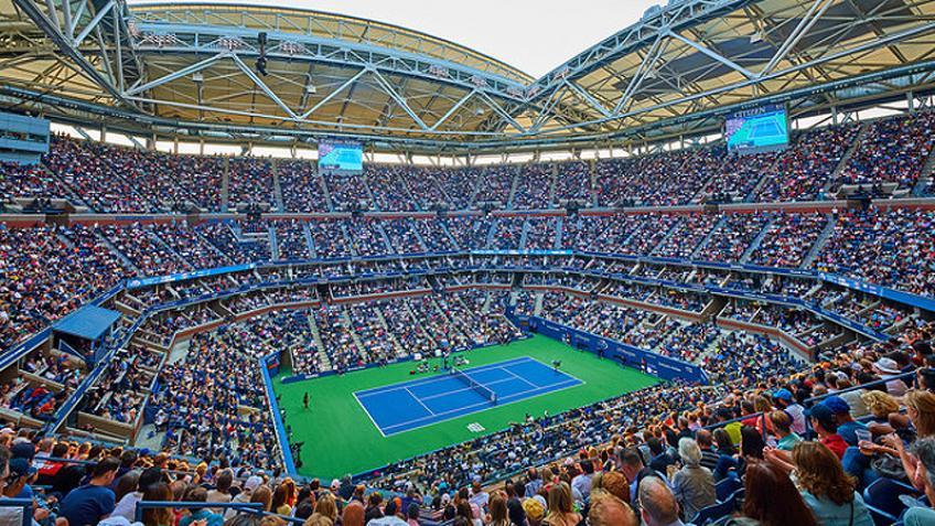 US Open. Poate cel mai avangardist turneu de tenis din lume