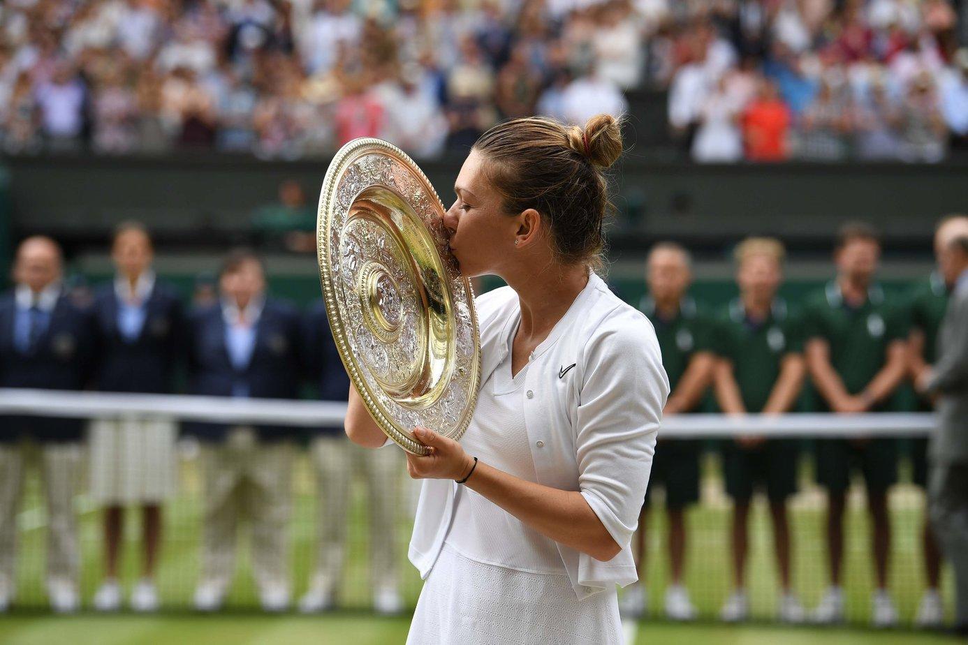 Wimbledon. Cea mai prestigioasă competiție de tenis din lume, câștigată de Halep în 2019 2