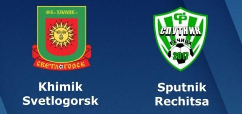 Ponturi Sputnik vs Khimik Svetlogorsk fotbal 10 mai 2020 Divizia I
