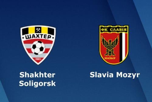 Ponturi Shakhtyor Soligorsk vs Slavia Mozyr fotbal 16 mai 2020 Liga I