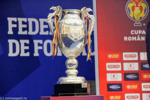 Semifinalele Cupei Romaniei la fotbal! Vezi aici, in premiera, cotele oferite de Betano!