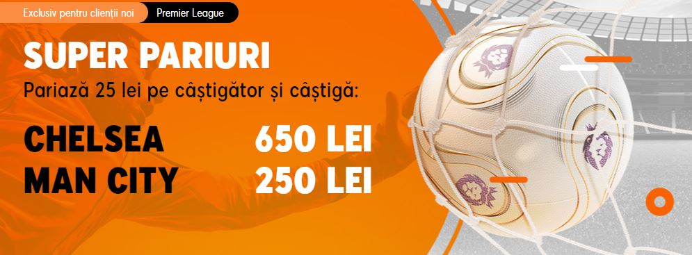 Biletul zilei fotbal ERC – Joi 25 Iunie 2020 – Cota 3.01 – Castig potential 901 RON