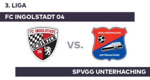 Ponturi Unterhaching vs Ingolstadt fotbal 2 iunie 2020 3.Liga