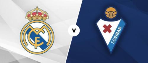 Ponturi Real Madrid vs Eibar fotbal 14 iunie 2020 La Liga