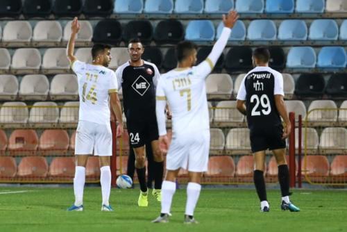 Ponturi Ashdod-Hapoel Raanana fotbal 02-iunie-2020 Ligat ha`Al-Grupa retrogradare