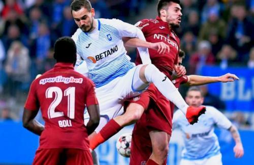 Ponturi CFR Cluj - Craiova fotbal 28-iunie-2020 Liga 1