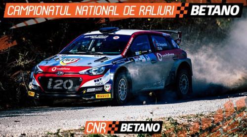 BETANO și FRAS anunță startul oficial al Campionatului Național de Raliuri Betano