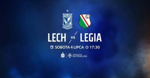 Ponturi Lech-Legia fotbal 04-iulie-2020 Ekstraklasa