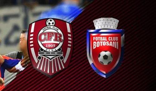 Ponturi CFR Cluj vs FC Botosani fotbal 28 iulie 2020 Liga 1