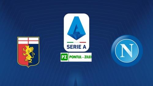 Ponturi Genoa vs Napoli fotbal 8 iulie 2020 Serie A