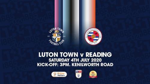 Ponturi Luton-Reading fotbal 04-iulie-2020 Championship