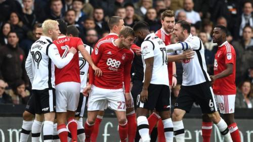 Ponturi Derby - Nottingham fotbal 26-februarie-2021 Championship