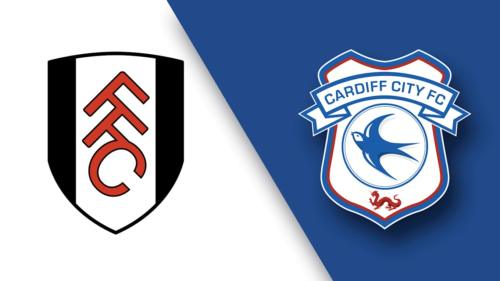 Ponturi Fulham - Cardiff fotbal 10-iulie-2020 Anglia Championship