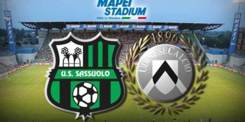 Ponturi Sassuolo - Udinese fotbal 02-august-2020 Serie A