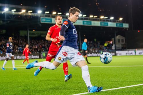 Ponturi Stromsgodset-Sandefjord fotbal 09-august-2020 Eliteserien