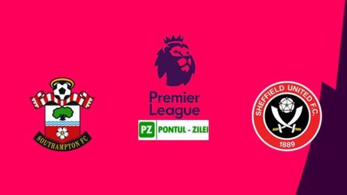 Ponturi Southampton vs Sheffield United fotbal 26 iulie 2020 Premier League