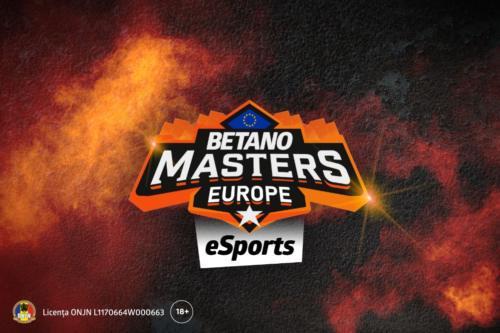 Betano Masters Europe la CS:GO! Nexus Gaming se bate cu echipe de top europene