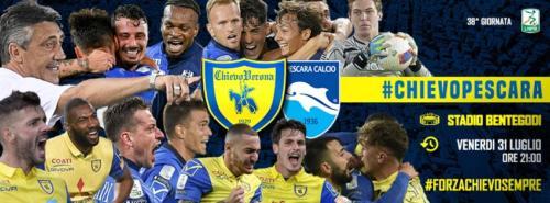 Ponturi Chievo-Pescara fotbal 31-iulie-2020 Serie B