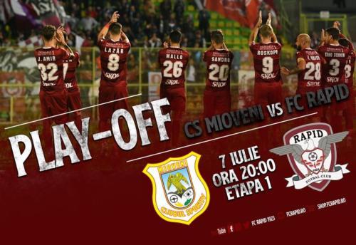 Ponturi CS Mioveni-Rapid fotbal 7-iulie-2020 Liga 2