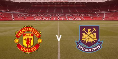 Ponturi Manchester United-West Ham fotbal 22-iulie-2020 Premier League