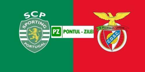 Ponturi Sporting Lisabona vs Santa Clara fotbal 10 iulie 2020 Primeira Liga
