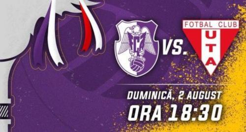 Ponturi FC Arges vs UTA fotbal 2 august 2020 Liga 2