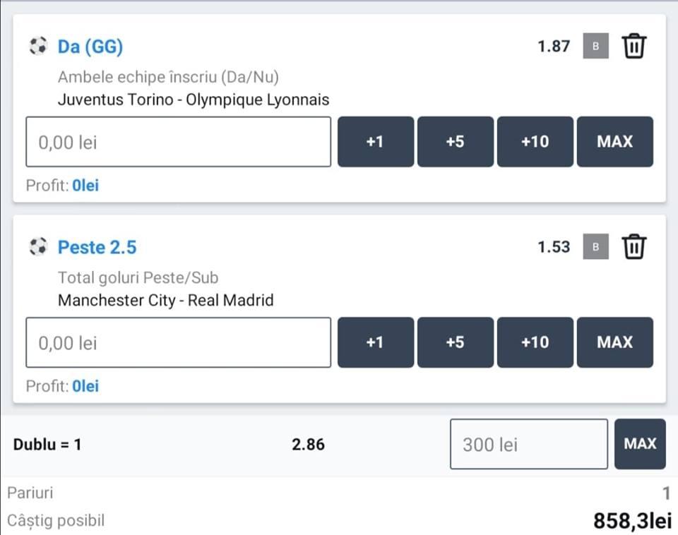 Biletul zilei fotbal ERC – Vineri 07 August 2020 – Cota 2.86 – Castig potential 858 RON