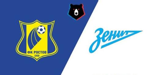 Ponturi Rostov vs Zenit fotbal 15 august 2020 Premier League