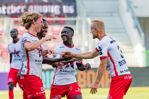 Ponturi Beerschot - Zulte Waregem fotbal 16-august-2020 Belgia Pro League