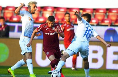 Ponturi Craiova - CFR Cluj fotbal 03-august-2020 Liga 1