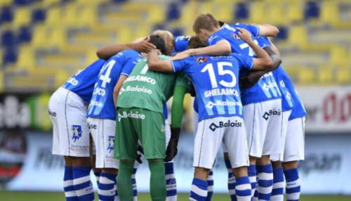 Ponturi Gent - Kortrijk fotbal 15-august-2020 Belgia Pro League