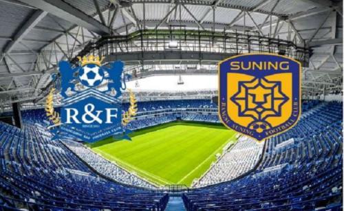 Ponturi Guangzhou R&F - Jiangsu Suning fotbal 09-august-2020 China Super League