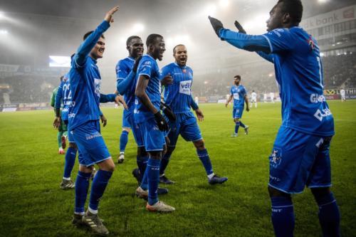 Ponturi Sint-Truidense VV-KAA Gent 09-august-2020 Jupiler League