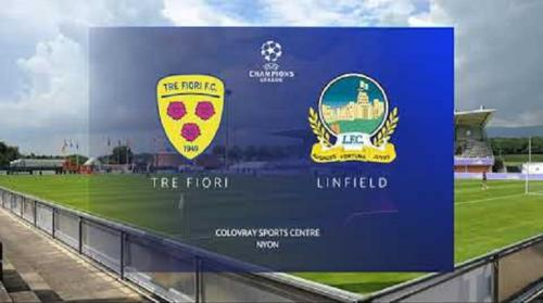 Ponturi Tre Fiori - Linfield fotbal 08-august-2020 Liga Campionilor