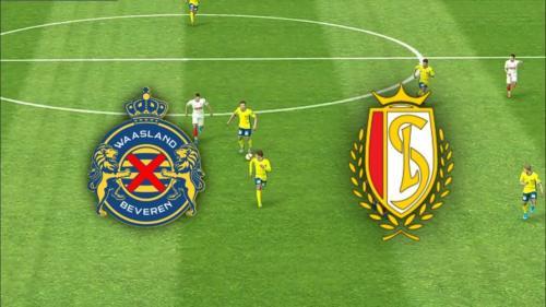 Ponturi Waasland-Beveren - Standard Liege fotbal 17-august-2020 Belgia Pro League