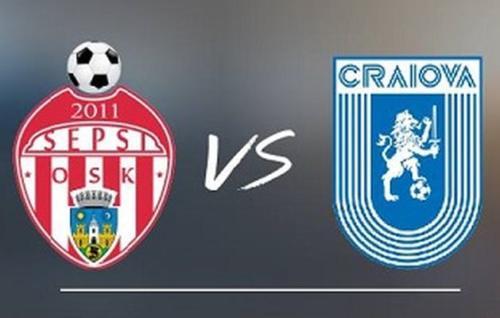 Ponturi Sepsi vs Universitatea Craiova fotbal 5 mai 2021 Liga 1